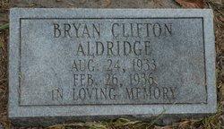 Bryan Clifton Aldridge