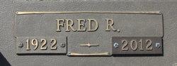 Fred R Jackson