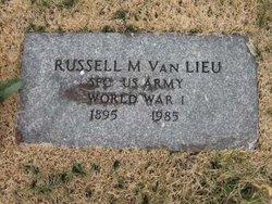 Russell M Van Lieu