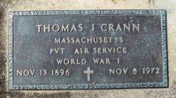 Thomas J. Crann