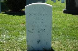 Dorothy Anne <i>Manion</i> Abell