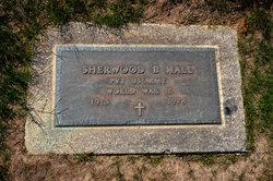 Sherwood Bernard Woody Hall