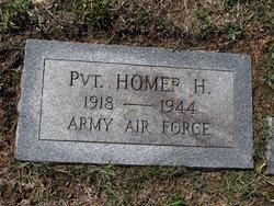 Harry Homer Hildebrand