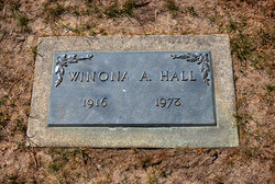 Winona A <i>Thompson</i> Hall
