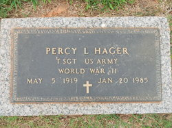 Percy Lee Hager