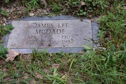 James Lee McDade