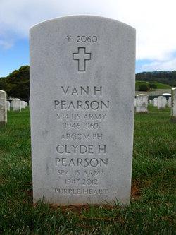 Clyde H. Pearson