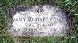 Amy Mildred Bond