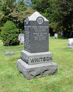 John H Whitson