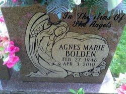 Agnes Marie Bolden
