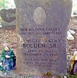 James Clay Jim Bolden, Sr