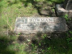 Margaret V. <i>Miller</i> Bowman