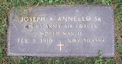 Joseph Anthony Annello, Sr
