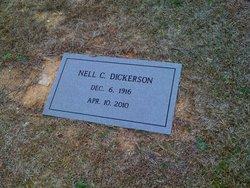 Nellie Calloway <i>Dickerson</i> Hendricks