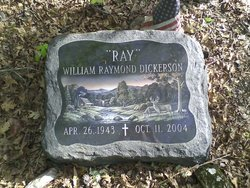 Rev William Ray Ray Dickerson