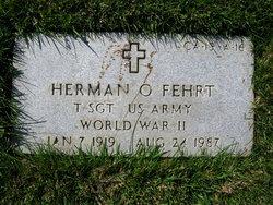 Herman O Fehrt