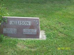 Nora Ellen <i>Hutson</i> Allison