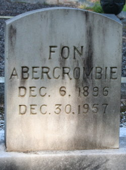 Fon Abercrombie