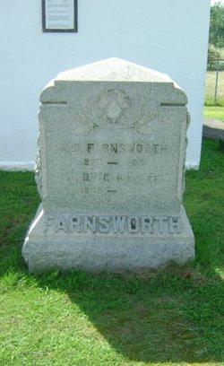Mary Columbia <i>Reger</i> Farnsworth
