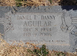 Daniel T Danny Aguilar