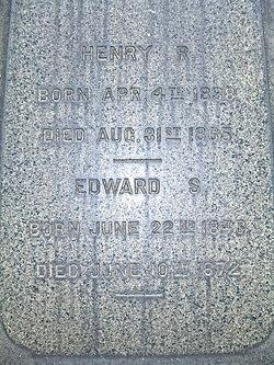 Edward S Watterson
