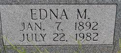Edna Myrtle <i>Carlson</i> Johnson