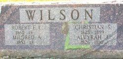 Alvyrah Wilson