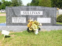 Louie Wesley Wes Sullivan