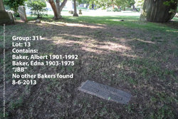 Albert Allison Baker