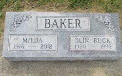 Olin D. Buck Baker