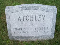 Charles E Atchley
