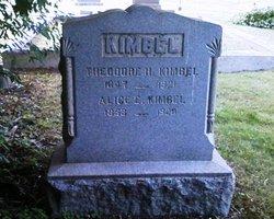 Theodore Howard Kimbel
