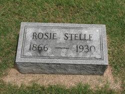Rosie Stelle