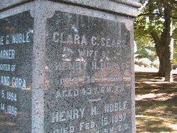 Clara <i>Cooper</i> Holbrook