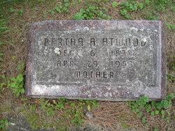 Bertha Alice <i>Garbison</i> Atwood