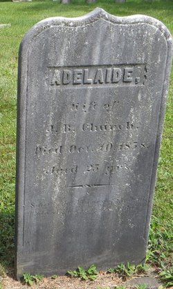Adelaide <i>Woodward</i> Church