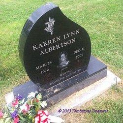 Karren L Albertson