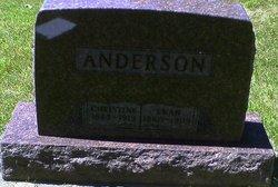 Christine <i>Carlson</i> Anderson