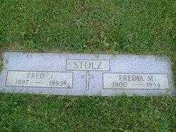 Fred J Stolz