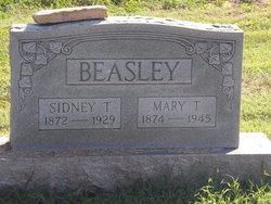 Mary T Beasley