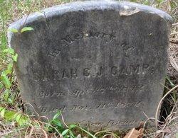 Sarah C <i>Jefferies</i> Camp