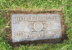 Teresa Margaret <i>Meier</i> Meidenbauer