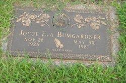 Joyce Eva <i>Mathis</i> Bumgardner