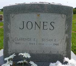 Susan E Susie <i>Musselman</i> Jones