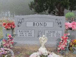 Naomi L <i>Hart</i> Bond