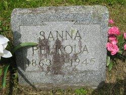 Sanna <i>Luomanpera</i> Pelkola