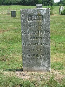 Mary Polly <i>Pears</i> Beadles