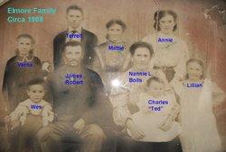 Nannie Verna <i>Elmore</i> Alford