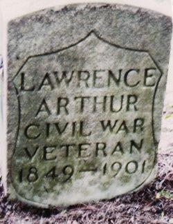 Pvt Lawrence Arthur