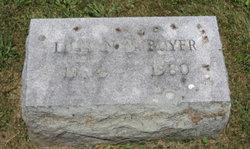 Lillian M. <i>Sacks</i> Boyer